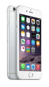 £81.00 iPhone 6 64GB £34.99 x 24 months on EE with unlimited mins, texts and 4gb data. @ Direct Mobiles