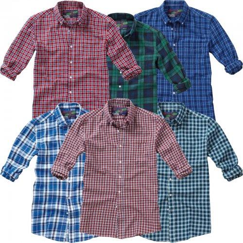 Charles Wilson Lumberjack Plaid Flannel Casual Shirt £7.95 - Charles Wilson eBay