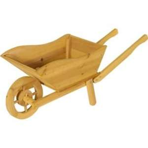 Wooden Wheelbarrow £9.99 at Argos
