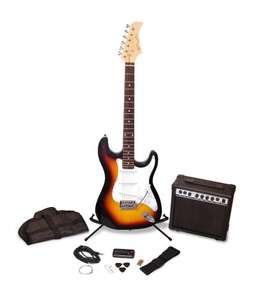 Pitchmaster Electric Guitar Full Package (including 15w Amp) £91.90 @ Futura Direct