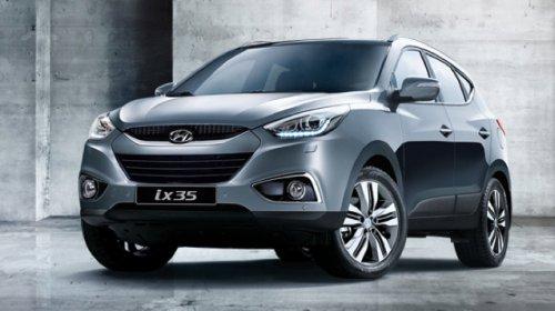 Hyundai ix35 1.7d SE Nav @ Arnold Clark Ref Reg from £17988