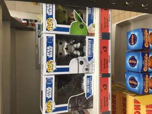 Pop! Vinyl £3 in Huddersfield Sainsburys