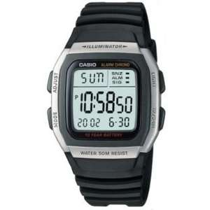 casio mens watch, 1/2 price, 10 year battery £9.99 @ Argos