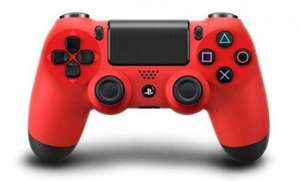 PS4 DualShock 4 Controllers (Black, Glacier White, Magma Red, Wave Blue) - £38.00 - Tesco Direct (Included in Clubcard Boost)