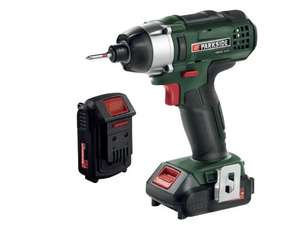 Lidl, 29th June - PARKSIDE 18V Li-Ion Cordless Impact Driver- £39.99