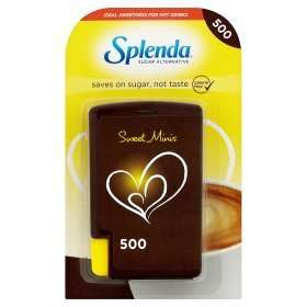 500 pack Splenda Sweetener £2.50 Asda