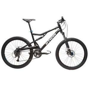 Rockrider 500S Full Suspension Mountain Bike £239.00 @ Decathlon