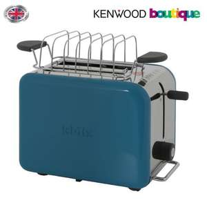 Kenwood K MIX TTM023 2 Slice Toaster - Blue £19.99 Tesco/Hughes
