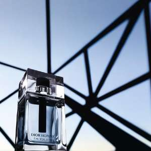 Dior Homme Eau for Men sample from GQ
