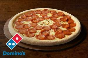 Any medium dominos pizza £1.99 (with one topping) - Perth & St Andrews via Itison