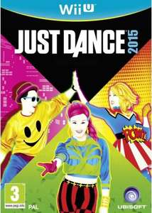 Just Dance 2015 Wii U - Asda (In-Store) - £12