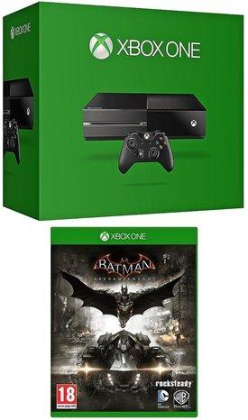 Xbox One Console and Batman: Arkham Knight £249 @ Amazon