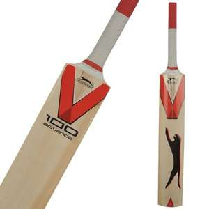 Slazenger V100 Advance Cricket Bat SH was £59.99 now £12 delivered @ Slazenger