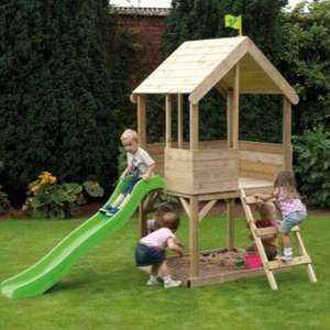 TP Wooden Multiplay Playhouse £188.94 delivered @ Argos