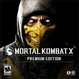 Mortal Kombat X: Premium Edition (Steam) £12.99 @ 365 Games (Standard £9.99)
