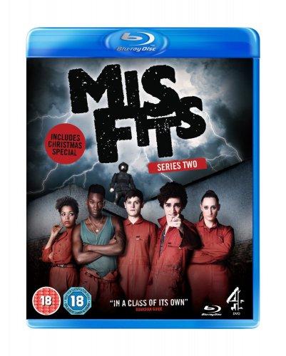 Misfits Series 2 Blu-Ray £1.00 instore at Poundland Huddersfield