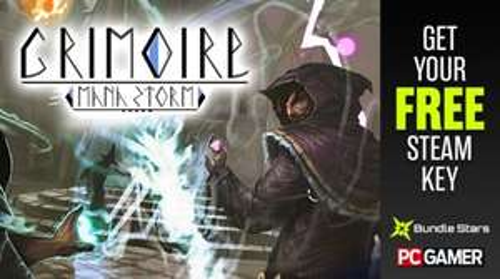 Grimoire: Manastorm (Steam) Free @ PCGamer
