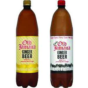 1.5L Old Jamaica Ginger Beer & Ginger Beer Light for £1.00 (each) - instore and online @ Sainsburys