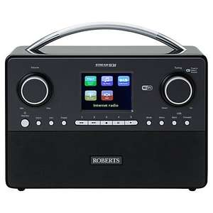 Roberts 93i DAB and wifi Internet radio £128 @ Go Electrical