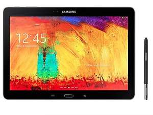 "Samsung Galaxy Note 10.1 2014 Edition Tablet, Octa-Core Samsung Exynos, Android, 10.1"", 16GB, Wi-Fi, White/Black £199.95 @ John Lewis"