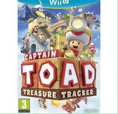 Captain Toad Treasure Tracker Wii U just £20 C&C at John Lewis!