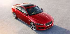 Jaguar XE test drive events - inc. hot lap in an F Type coupe