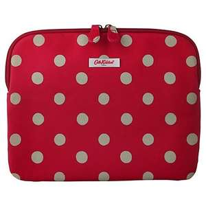 Cath Kidston Red Spot iPad Case reduced to £12 from £30, at John Lewis free click and collect