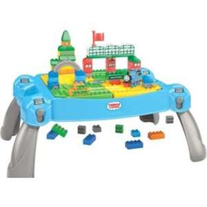 Mega Bloks Thomas Mega Table now £14.99 at Argos