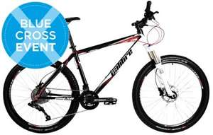 Calibre Point.50 Hardtail Mountain Bike £395 @ GoOutdoors