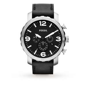 Fossil JR1436 / JR1473 Mens Watch £55 delivered @ Goldsmiths