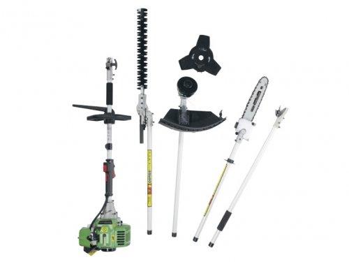 4-in-1 Petrol Garden Multi-Tool with 3yr warranty £129 @ Lidl
