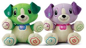 Leapfrog My Pal Scout or Violet at Sainsbury's - £11.99