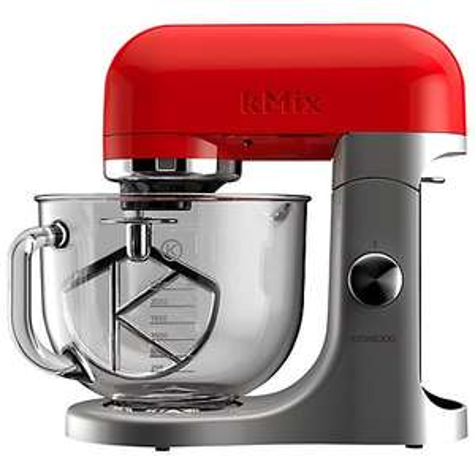 John Lewis Clearance - kMix Stand Mixer (Red) - £199.95