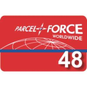 Up to 73% off UK/EU by PARCEL FORCE Parcel with eBay postage discounts.Example - UK/EU Insured, Tracked and Signature on delivery 20 - 30 KG for £11.52