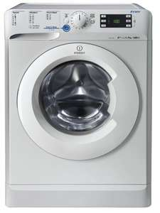 Indesit Innex XWE91483XW Washing Machine 9kg, 1400 Spin, LED Disp - A+++ energy ONLY 2 available £219.99 + £39.99 P&P (£259.98) @ EBay / appliance_star