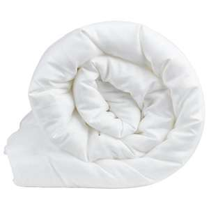 John Lewis Baby Sleep Super Soft Breathable Cot Bed Duvet, 7 Tog, White ONLY £20.00 @ John Lewis