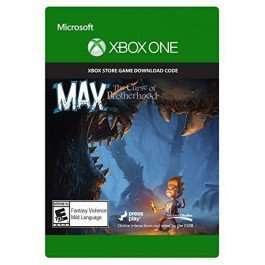 Max: The Curse of Brotherhood (Xbox One) £1.39 @ CDKeys (Facebook Like)