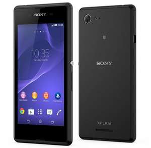 Sony Xperia E3 on Voda £55 @ Asda instore