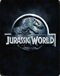 Jurassic World Steelbook 3D Limited Edition £17.07 + Free Delivery @ HMV IE