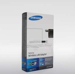samsung wireless LAN adapter wis12abgnx £10 @ Tesco Extra Newry