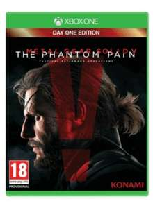 Metal Gear Solid 5 Day 1 Edition (XBOX ONE/PS4) £37.79 at GAME