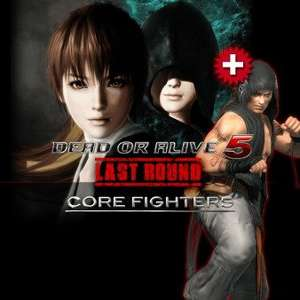 Dead Or Alive 5 Last Round: Core Fighters Free Character - Rig (PS4)