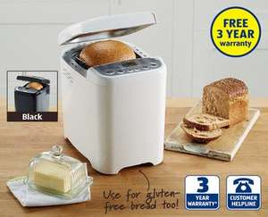 Bread Maker  £29.99 at ALDI