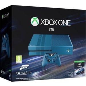 Xbox One Limited Edition 1TB Forza Motorsport 6 Console Bundle £359.99 @ Zavvi