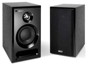 KEF C1 Speakers Black with 5metres of QED speaker cable and free 5 year warranty £119.99 @ hificonfidential