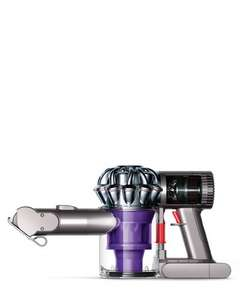 DYSON DC58 Animal Handheld Vacuum Cleaner - Nickle & Purple + 2 year parts and labour guarantee £151.10 using code @ Secret Sales (Ends Midnight)