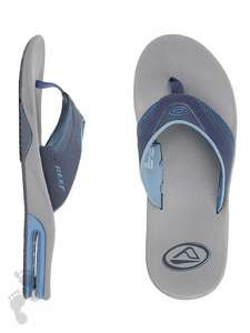 Reef Fannings Sandals 33% off at Two Bare Feet £31.12 Delivered @ Twobarefeet
