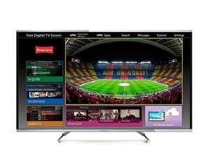 "Manufacturer refurbished Panasonic VIERA TX40AX630B 40"" 4K Ultra HD 3D LED Smart TV Freeview HD Freetime (Refurb) £399.99 @ Panosonic Outlet at eBay"