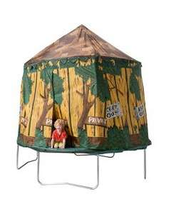 10ft Jumpking Treehouse Tr&oline Cover £34 @ George Asda  sc 1 st  HotUKDeals & 10ft Jumpking Treehouse Trampoline Cover £34 @ George Asda ...