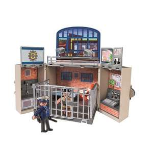 Playmobil 5421 City Action My Secret Police Station Play Box £12.79 (Prime) £16.09 (Non Prime) - Amazon